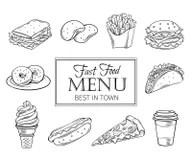 Tacos Stock Illustrations