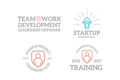 Vector Business Presentation Template Slides Background