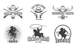 Western Collection Cowboy Hat Rodeo Symbol Texas Royalty