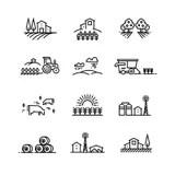 Farm Stock Illustrations