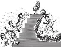 Humour Stock Illustrations