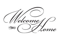 Welcome Home Stock Illustrations