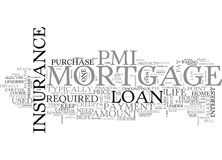 Mortgage word cloud stock illustration. Image of graphic