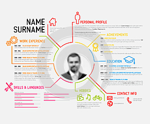 Check out our timeline resume selection for the very best in unique or custom, handmade pieces from our résumé templates shops. Original Cv Resume Template Cover Photo 50832729 Timeline Images
