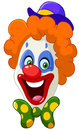 Clown Face Royalty Free Stock Photography - 31030937