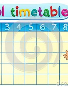 also school timetable theme image rh stockphotos