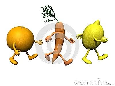 lemon kitchen rug door handles 桔子、跑的红萝卜和的柠檬