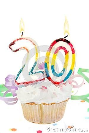 20th Birthday Royalty Free Stock Photos Image 11057838