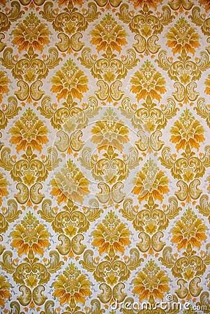 70s Wallpaper Royalty Free Stock Photos  Image 10175808