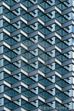 Abstract Architectural Pattern Royalty Free Stock
