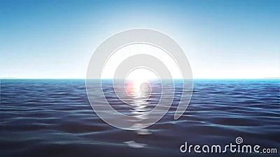 4k cool ocean background