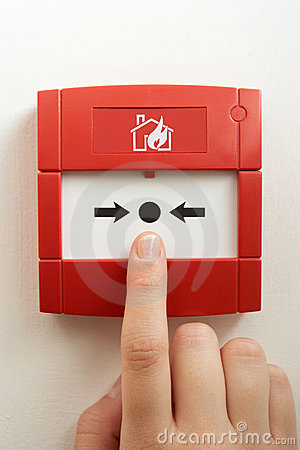 3d Electrical Plan Break Glass Fire Alarm Stock Image Image 21591111
