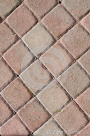 Brick Walkway Background Texture Stock Photo  Image 31944390