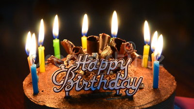 Cake For Birthday Stock Footage Video 43059002