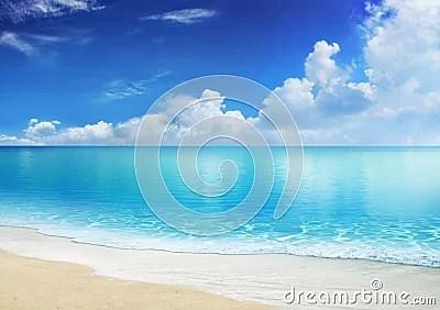 Cute Wallpapers For Phone Screen Caribbean Beach Stock Image Image 18894061