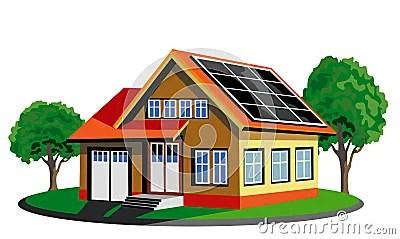 Casa Ecologica Solare