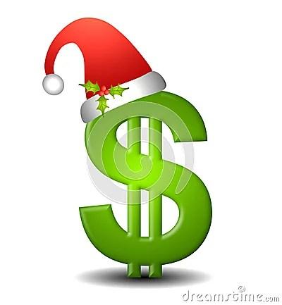 Cash For Christmas Stock Photos Image 6040463