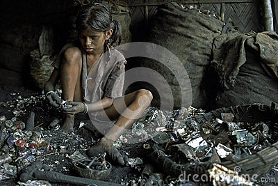 Child Labor In Recycling Of Batteries Bangladesh