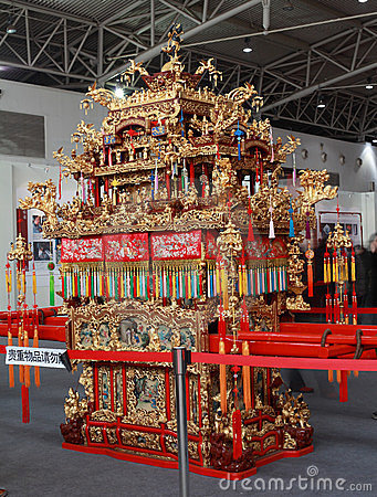 Chinese Sedan Chair Editorial Stock Image  Image 23606194