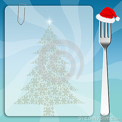 Christmas Menu Background Stock Photos Image 35407473