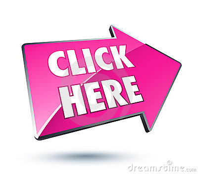 Click Here Arrow Icon Royalty Free Stock Image - Image: 11873966