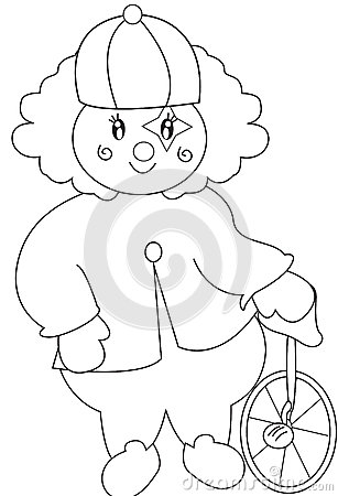 Unicycle Cartoons, Unicycle Pictures, Illustrations And