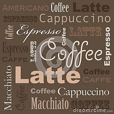 Good Morning Animation Wallpaper Coffee Art Stock Image Image 17413231