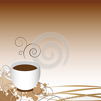 Coffee Background Stock Images  Image 25808714
