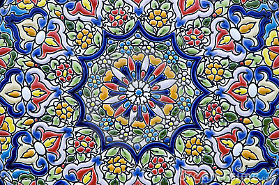 Decorazione Di Ceramica Fotografie Stock  Immagine 4721233