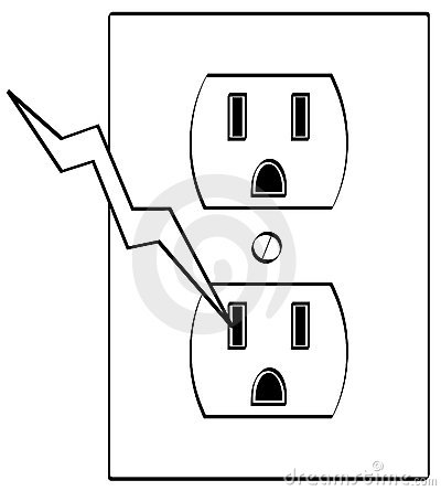 Electrical Outlet With Usb Ports Electrical Outlet Art