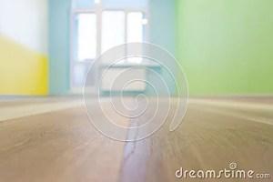 empty background depth focus walls shallow interior flooring wooden