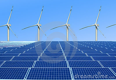 Environmentally friendly and renewable energy