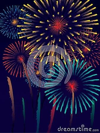 Fireworks Royalty Free Stock Photos  Image 3035518
