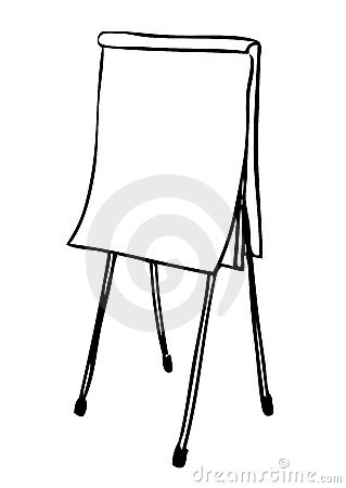 heart sounds diagram golf cart 36 volt wiring flip chart drawing (vector) stock images - image: 14690074