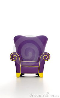 Funky Chairs Stock Photography - Image: 5737322