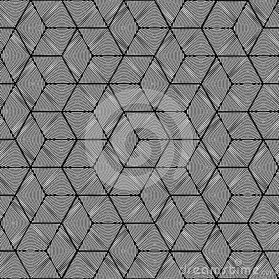 Free Download Wallpaper 3d Graphic Geometric Pattern Seamless Graphic Design Royalty Free