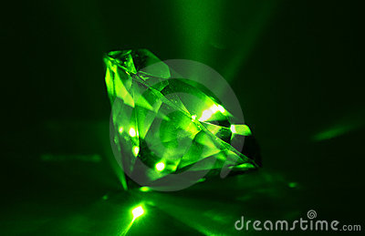 Glowing Gem Royalty Free Stock Photo  Image 3553865