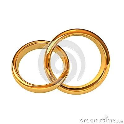 Goldene Ringe Lizenzfreie Stockbilder Bild 31407929