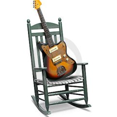 Chair Design Icons Hanging Swing Chairs Outdoor Guitar On Rocking Stock Photos - Image: 11514783