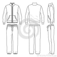 Gym Suit Stock Vector - Image: 52833139