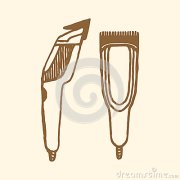 hair clippers implements stock