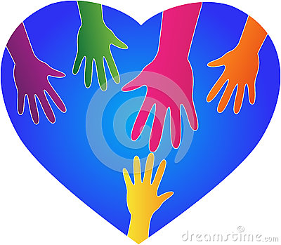 Helping Hands Royalty Free Stock Images - Image: 32883879