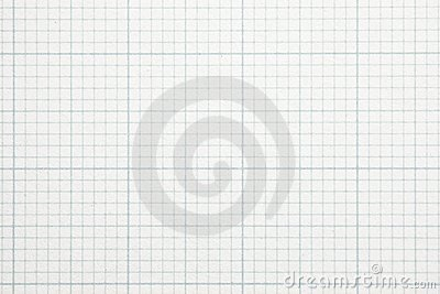 High Magnification Graph Grid Scale Paper. Stock