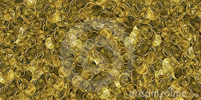 3d Graphics Wallpaper Free Download Huge Pile Of Gold Coins Royalty Free Stock Images Image