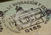 Image result for honduran passport stamp
