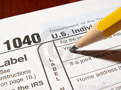 Income tax 1040 preparation