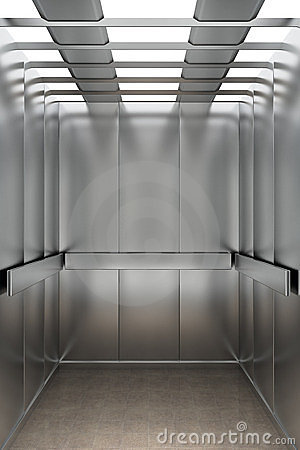 Inside An Elevator Royalty Free Stock Images  Image 23625699