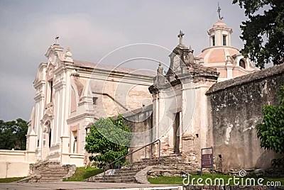 Jesuits Church in Alta Gracia