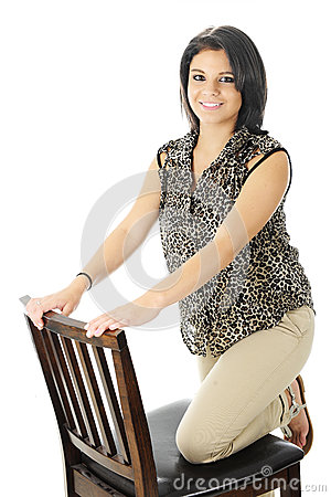 kneeling chair design plans office offers on a tall stock photo - image: 42927835