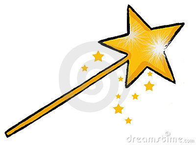 Magic Stick Royalty Free Stock Image Image 5290686